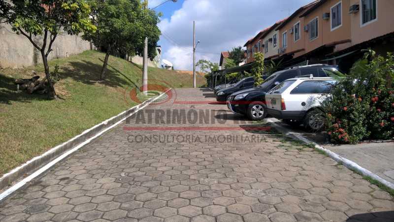 18 - Casa condomínio fechado, sala, dois quartos - Pavuna - PACN20094 - 19