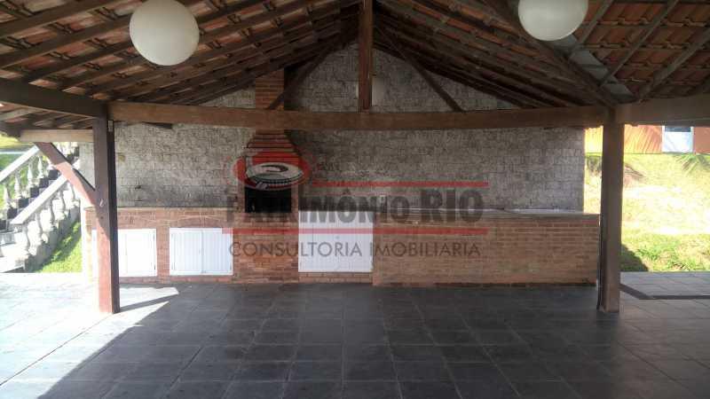 19 - Casa condomínio fechado, sala, dois quartos - Pavuna - PACN20094 - 20