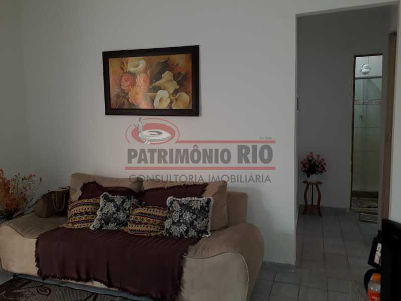 02. - Excelente casa 2qtos com vaga - PACV20082 - 3