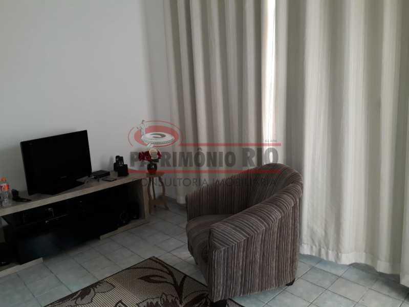 04. - Excelente casa 2qtos com vaga - PACV20082 - 5