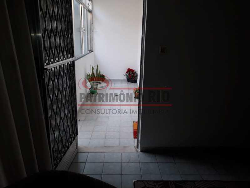 05. - Excelente casa 2qtos com vaga - PACV20082 - 6