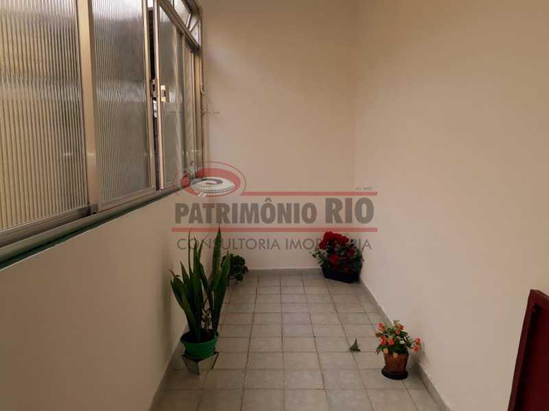 06. - Excelente casa 2qtos com vaga - PACV20082 - 7