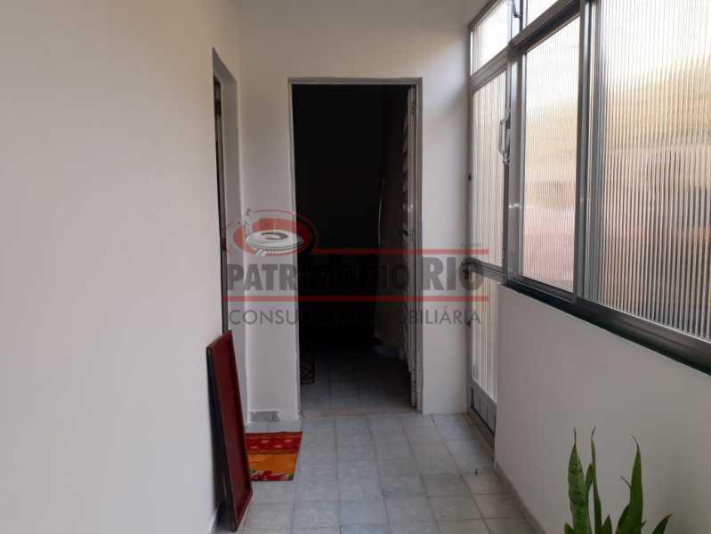 07. - Excelente casa 2qtos com vaga - PACV20082 - 8
