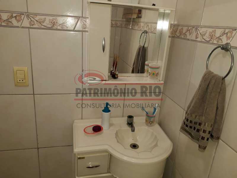 12. - Excelente casa 2qtos com vaga - PACV20082 - 13