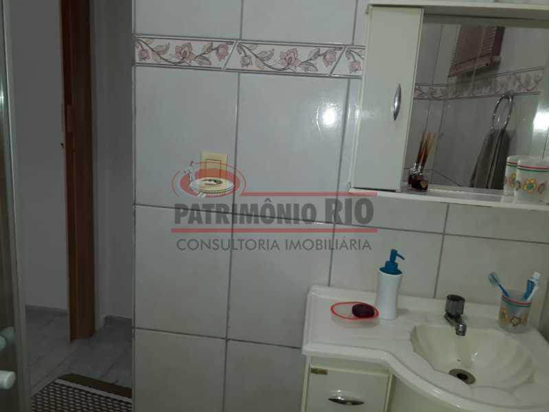 15. - Excelente casa 2qtos com vaga - PACV20082 - 16