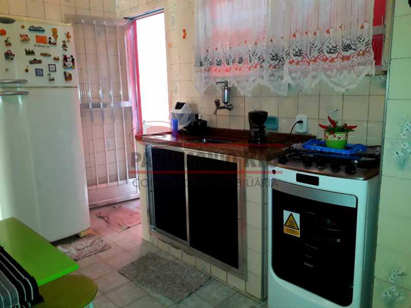 24. - Excelente casa 2qtos com vaga - PACV20082 - 25