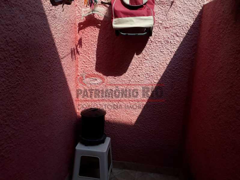 28. - Excelente casa 2qtos com vaga - PACV20082 - 29