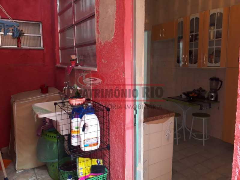 29. - Excelente casa 2qtos com vaga - PACV20082 - 30