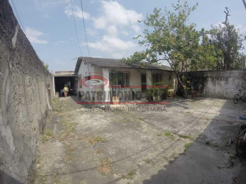 1 - Fachada. - Casa linear de 2qtos - juntinho do Shopping Guadalupe. - PACA20493 - 1