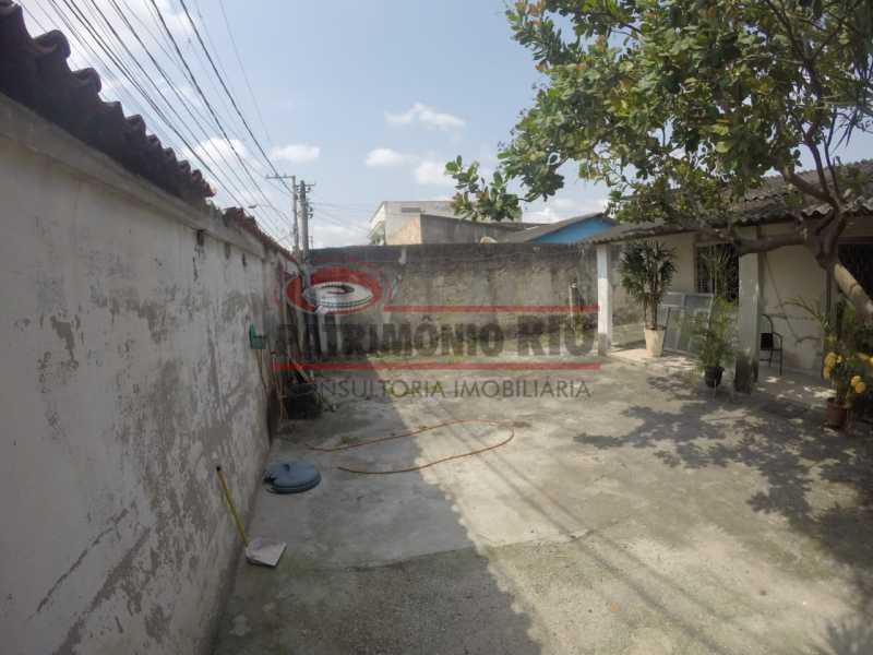 2 - Varanda frontal. - Casa linear de 2qtos - juntinho do Shopping Guadalupe. - PACA20493 - 3
