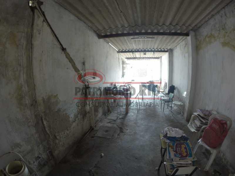 5 - garagem 2. - Casa linear de 2qtos - juntinho do Shopping Guadalupe. - PACA20493 - 6