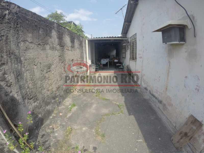 5 - garagem. - Casa linear de 2qtos - juntinho do Shopping Guadalupe. - PACA20493 - 7