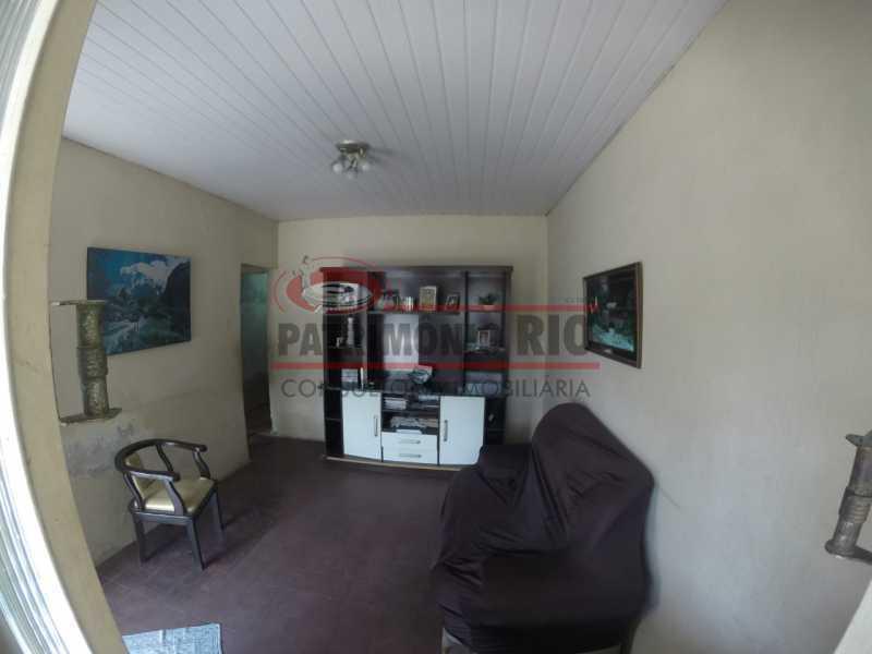 6 - Sala 1. - Casa linear de 2qtos - juntinho do Shopping Guadalupe. - PACA20493 - 8