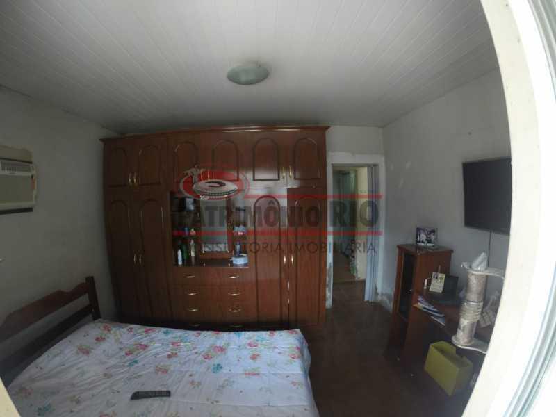7 - Quarto 1 1. - Casa linear de 2qtos - juntinho do Shopping Guadalupe. - PACA20493 - 10