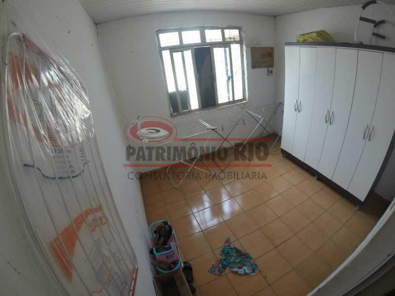 8 - Quarto 2. - Casa linear de 2qtos - juntinho do Shopping Guadalupe. - PACA20493 - 12