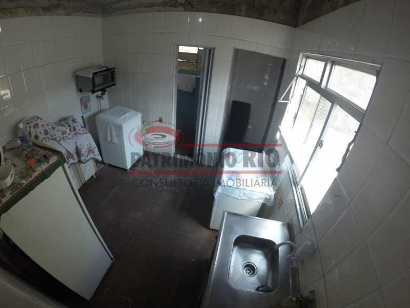 10 - cozinha. - Casa linear de 2qtos - juntinho do Shopping Guadalupe. - PACA20493 - 15