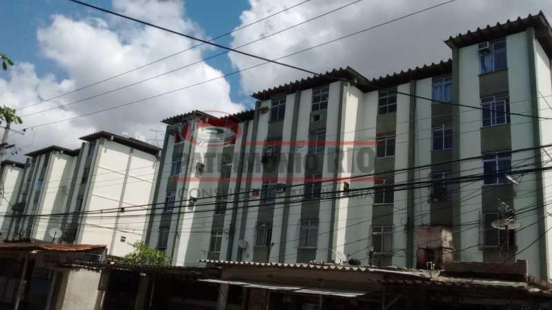 IMG_20190923_123319143 - Lindo apartamento 1qto, sala, próximo metrô - PAAP10384 - 20