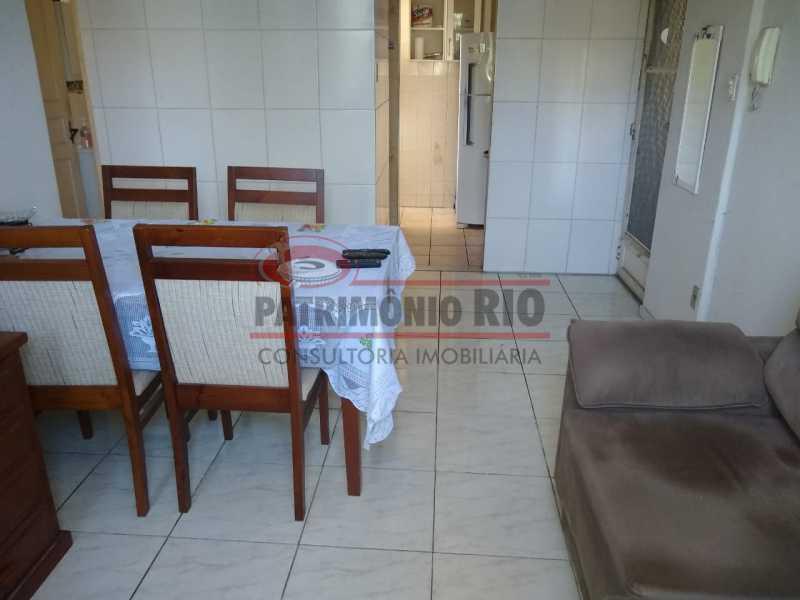ENG MARROM 20 - Colado do Prev 2quartos R$135Mil - PAAP23292 - 6