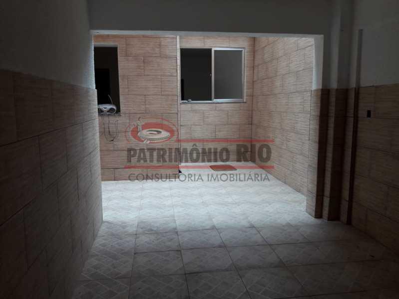 WhatsApp Image 2019-09-30 at 1 - Casa duplex tipo apartamento três suítes Vila da Penha - PACA30443 - 1