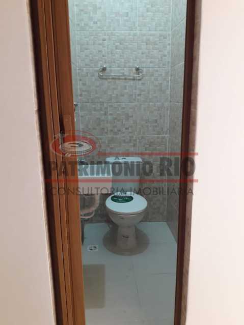 WhatsApp Image 2019-09-30 at 1 - Casa duplex tipo apartamento três suítes Vila da Penha - PACA30443 - 12