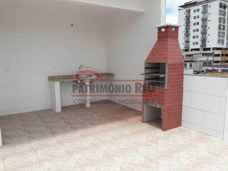 WhatsApp Image 2019-09-30 at 1 - Casa duplex tipo apartamento três suítes Vila da Penha - PACA30443 - 20