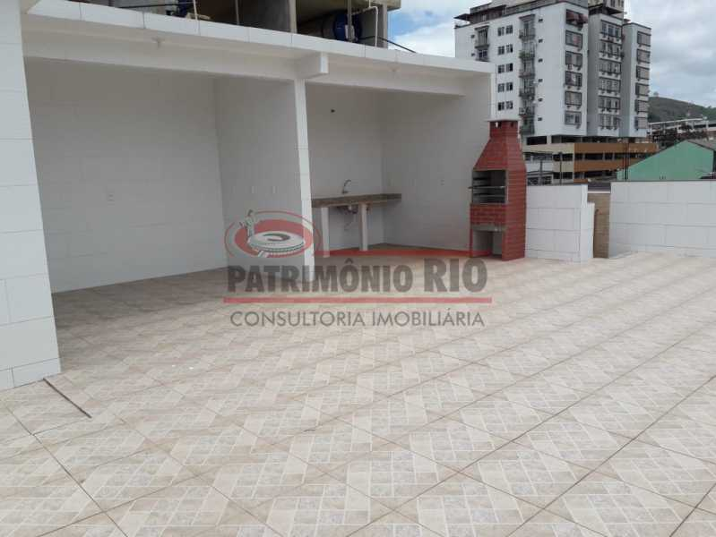 WhatsApp Image 2019-09-30 at 1 - Casa duplex tipo apartamento três suítes Vila da Penha - PACA30443 - 21