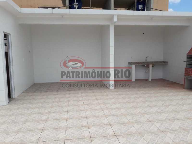 WhatsApp Image 2019-09-30 at 1 - Casa duplex tipo apartamento três suítes Vila da Penha - PACA30443 - 23
