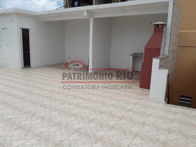 WhatsApp Image 2019-09-30 at 1 - Casa duplex tipo apartamento três suítes Vila da Penha - PACA30443 - 27