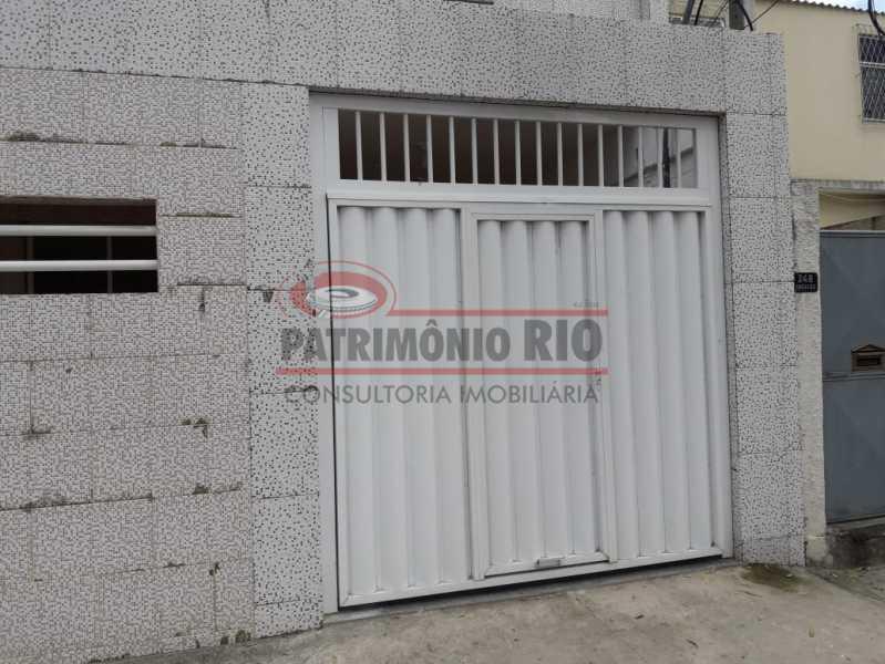 WhatsApp Image 2019-09-30 at 1 - Casa duplex tipo apartamento três suítes Vila da Penha - PACA30443 - 30