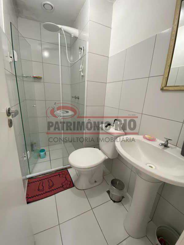 IMG-3798 - Apartamento - 2 quartos - varanda - piscina - PAAP23300 - 14