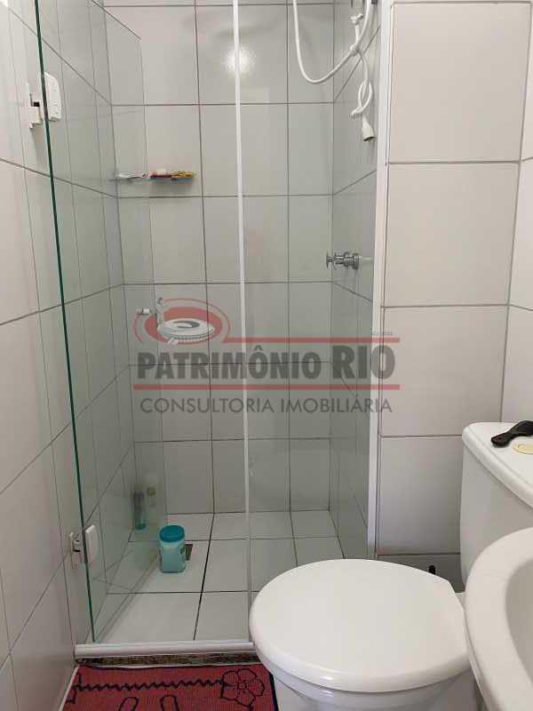 IMG-3799 - Apartamento - 2 quartos - varanda - piscina - PAAP23300 - 13
