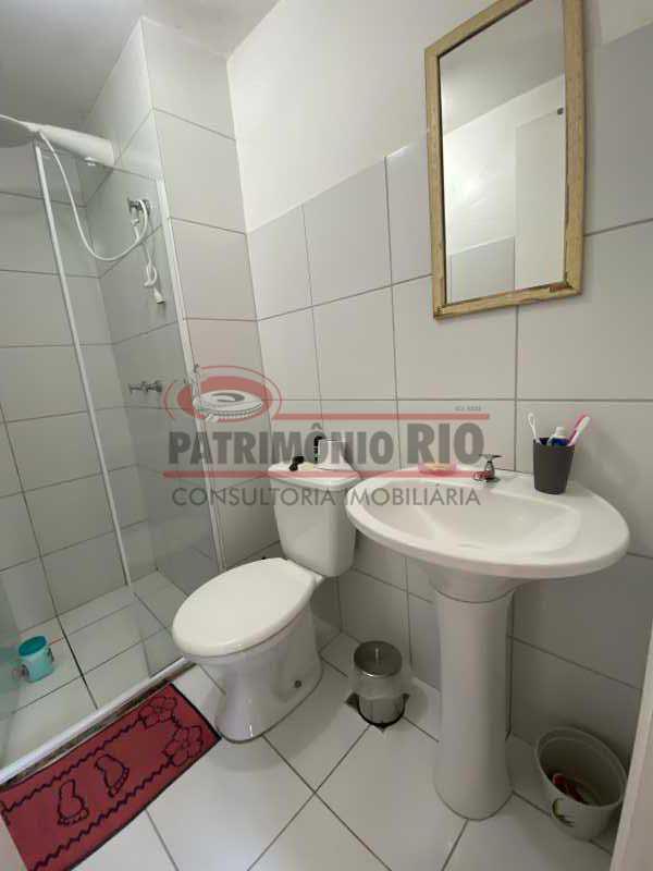 IMG-3800 - Apartamento - 2 quartos - varanda - piscina - PAAP23300 - 15