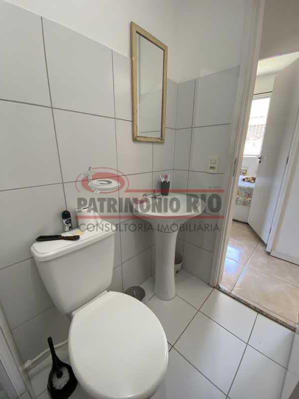 IMG-3801 - Apartamento - 2 quartos - varanda - piscina - PAAP23300 - 16