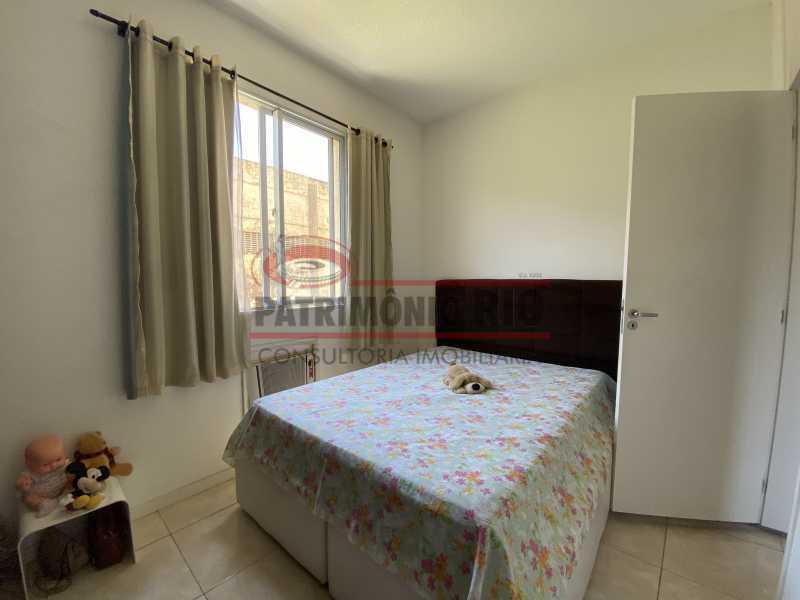 IMG-3803 - Apartamento - 2 quartos - varanda - piscina - PAAP23300 - 17