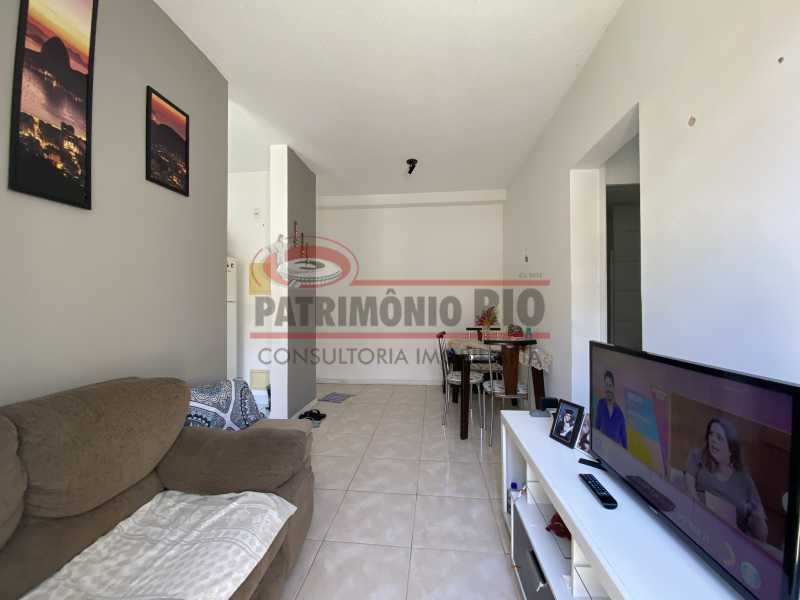 IMG-3816 - Apartamento - 2 quartos - varanda - piscina - PAAP23300 - 9