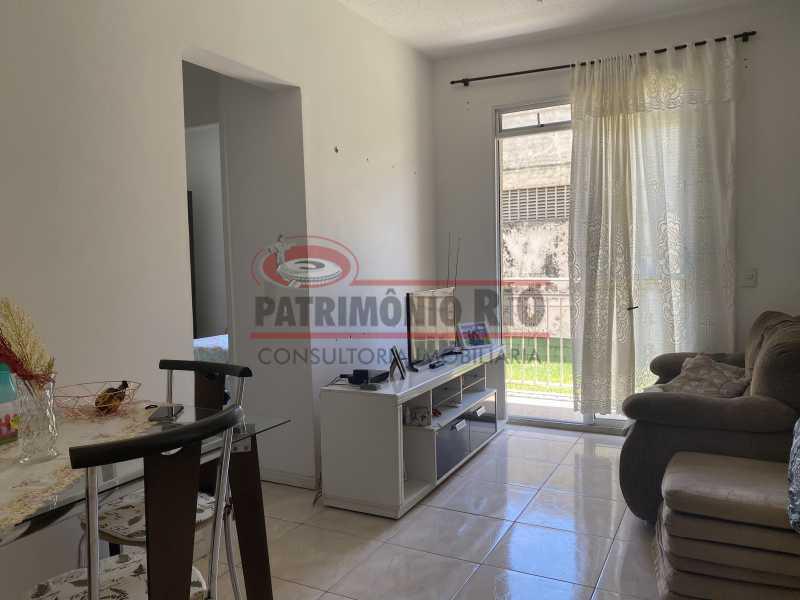 IMG-3818 - Apartamento - 2 quartos - varanda - piscina - PAAP23300 - 8