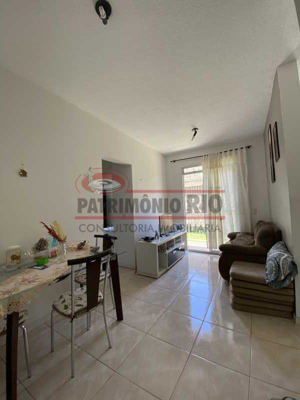 IMG-3820 - Apartamento - 2 quartos - varanda - piscina - PAAP23300 - 1