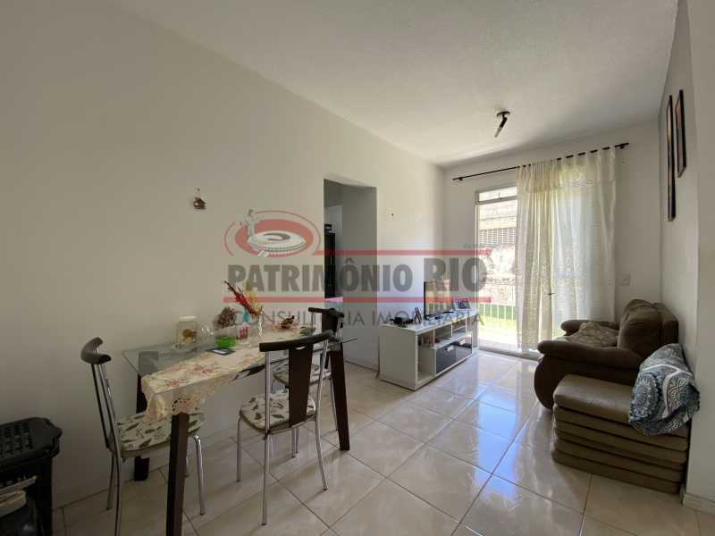 IMG-3821 - Apartamento - 2 quartos - varanda - piscina - PAAP23300 - 5
