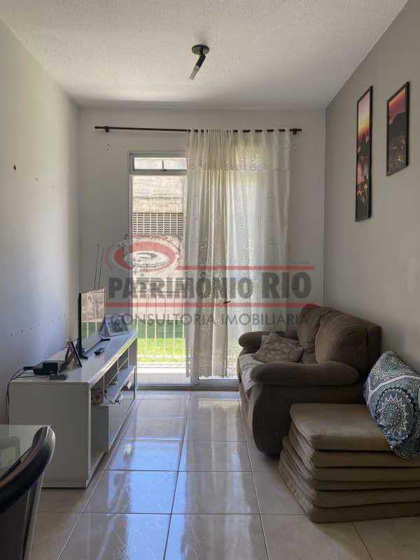 IMG-3822 - Apartamento - 2 quartos - varanda - piscina - PAAP23300 - 4
