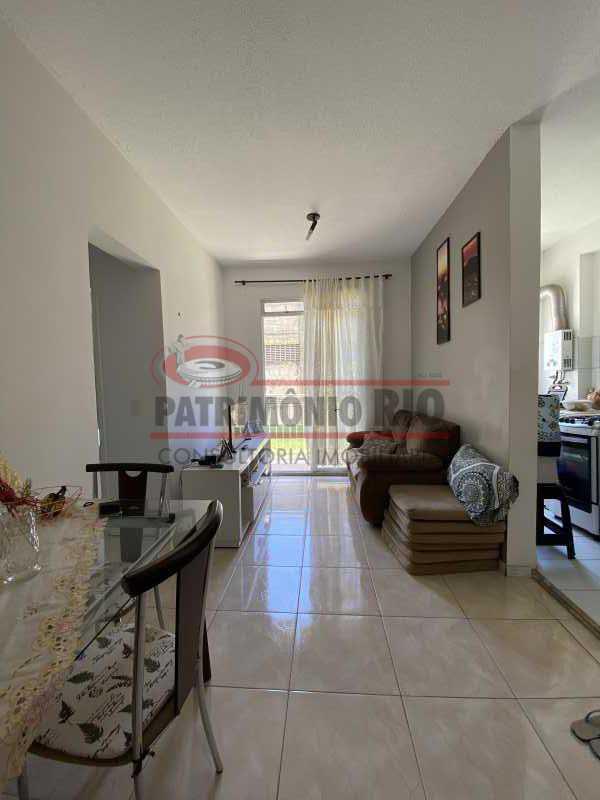 IMG-3823 - Apartamento - 2 quartos - varanda - piscina - PAAP23300 - 3