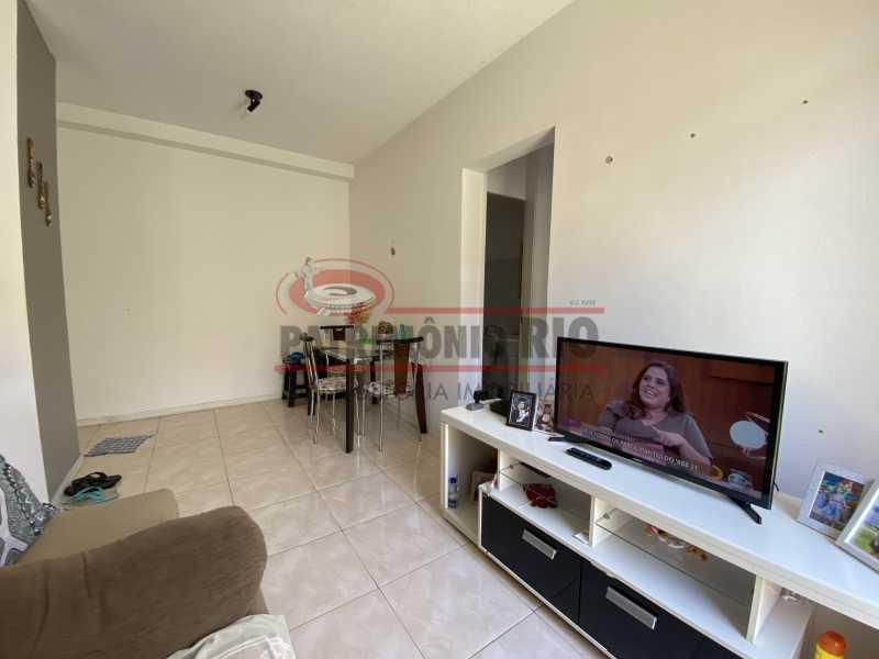 IMG-3825 - Apartamento - 2 quartos - varanda - piscina - PAAP23300 - 7
