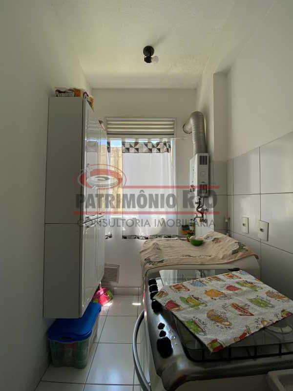 IMG-3826 - Apartamento - 2 quartos - varanda - piscina - PAAP23300 - 26
