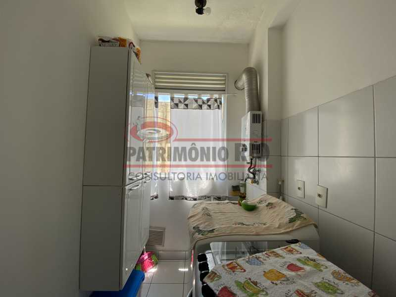 IMG-3827 - Apartamento - 2 quartos - varanda - piscina - PAAP23300 - 27