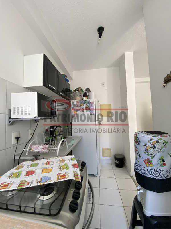 IMG-3828 - Apartamento - 2 quartos - varanda - piscina - PAAP23300 - 24