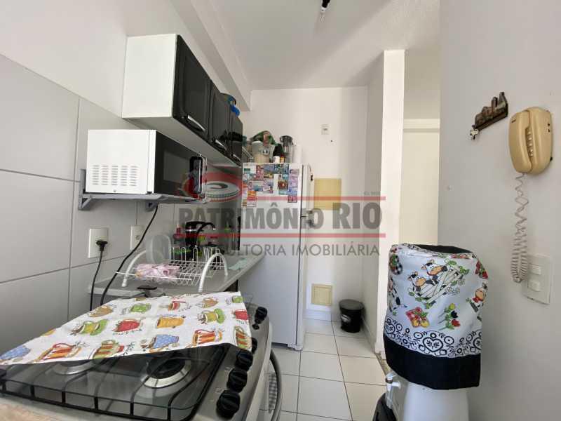 IMG-3829 - Apartamento - 2 quartos - varanda - piscina - PAAP23300 - 25