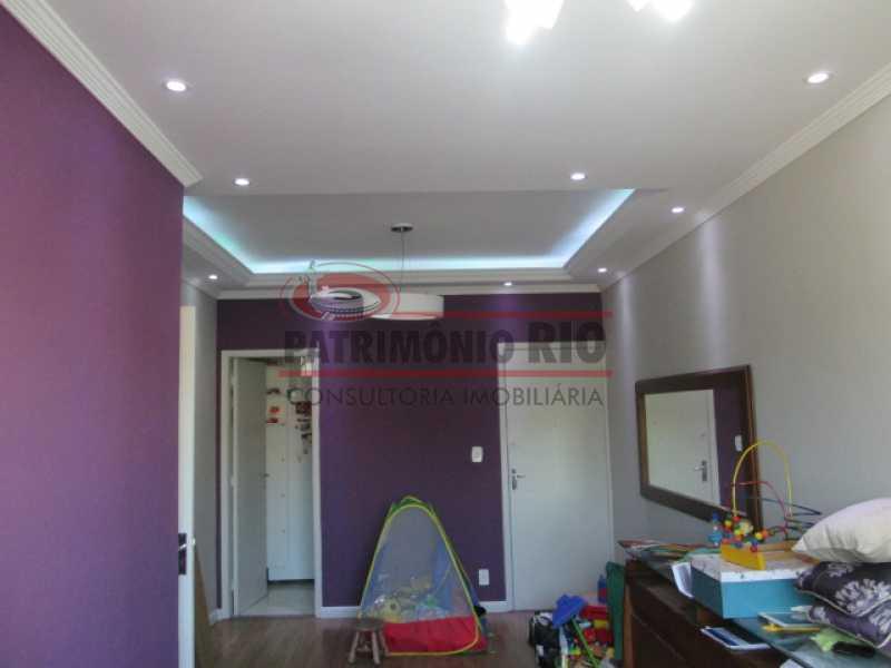 01 - Apartamento com dois quartos na Vila da Penha. - PAAP23311 - 1