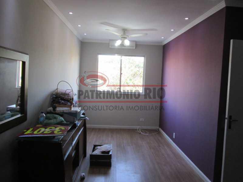 02 - Apartamento com dois quartos na Vila da Penha. - PAAP23311 - 3