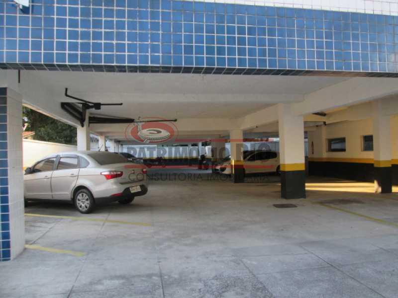 19 - Apartamento com dois quartos na Vila da Penha. - PAAP23311 - 20