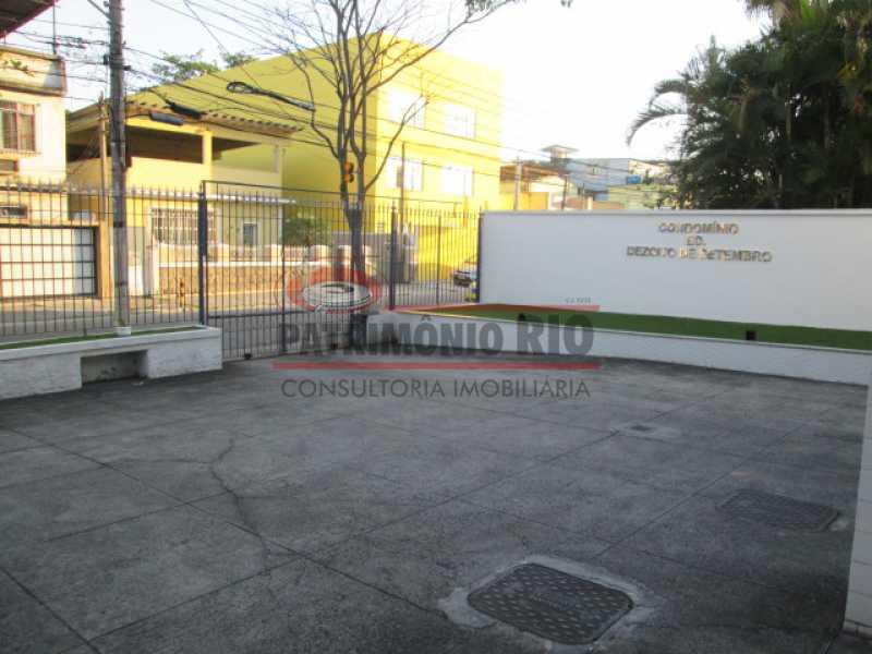 21 - Apartamento com dois quartos na Vila da Penha. - PAAP23311 - 22