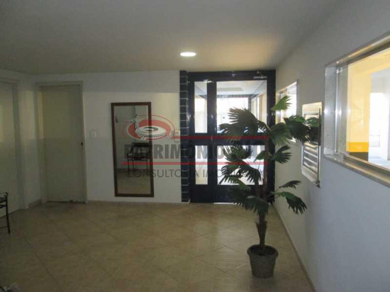23 - Apartamento com dois quartos na Vila da Penha. - PAAP23311 - 24